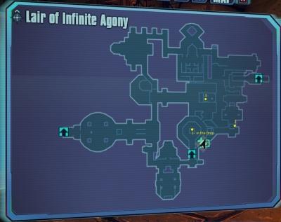 Post crumpocalyptic mines