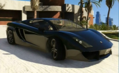 GTA V: Vacca - Orcz com, The Video Games Wiki