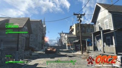 Fallout 4 конкорд