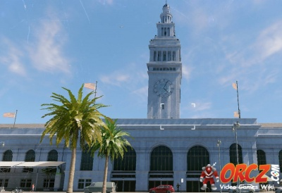 Ferry Building Location Watch Dogs