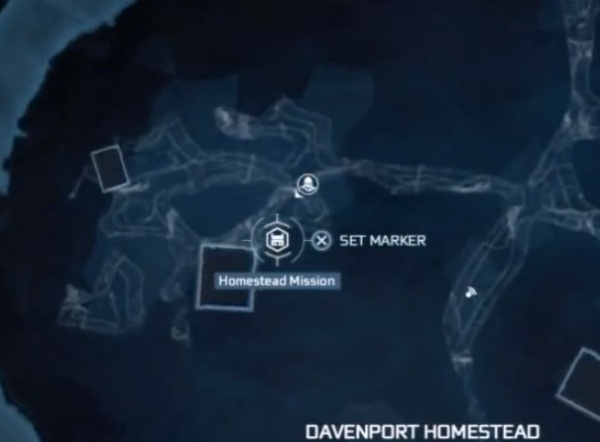 100+ in S Creed 3 Davenport Homestead – yasminroohi In S Creed Map on