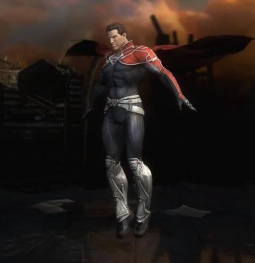 injustice gods among us superman godfall alternate