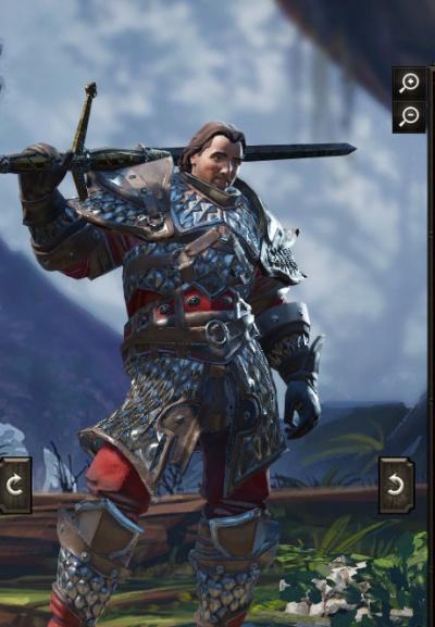 Divinity Original Sin 2 Ifan Wayfarer Or Ranger - Bitterroot Public