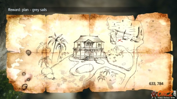 Assassin S Creed Iv Great Inagua Treasure Map Orcz Com The