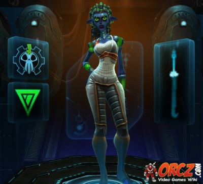 Wildstar: Mordesh - Orcz.com, The Video Games Wiki