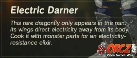 zelda botw electric darner