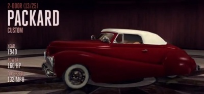 Top Fastest Cars >> LA Noire: Packard Custom - Orcz.com, The Video Games Wiki