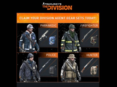 The Division: Promo Codes - Orcz com, The Video Games Wiki