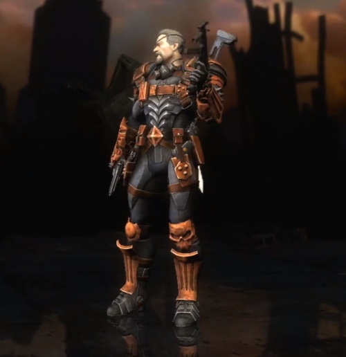 Injustice Deathstroke Alternate Costume | www.pixshark.com ...