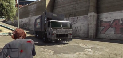 Vehicle History Report >> GTA V: Destroy the garbage truck and leave the area - Orcz ...