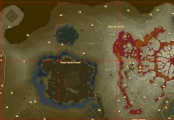 graphic about Printable Korok Seed Map known as Breath of the Wild: Korok Seeds Map - , The Video clip