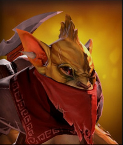 dota 2 bounty hunter orcz com the video games wiki