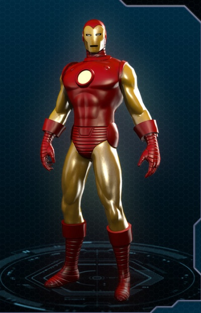 Marvel Heroes: Iron Man - Orcz com, The Video Games Wiki