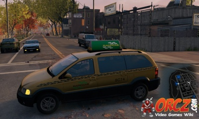 Watch Dogs: Crosscountry Taxi - Orcz.com, The Video Games Wiki