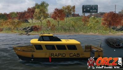 Watch Dogs: Water Taxi - Orcz.com, The Video Games Wiki