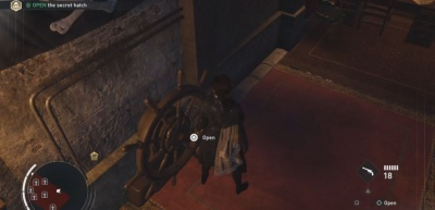 Assassin S Creed Syndicate Open The Secret Hatch