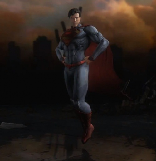 Injustice: Gods Among Us: Superman New 52 Alternate ...