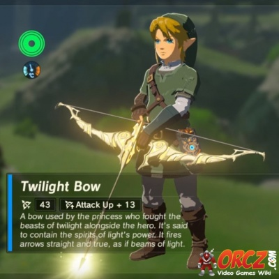 Breath of the Wild: Twilight Bow - Orcz com, The Video Games