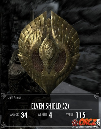 Elven Armor Skyrim