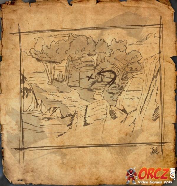 eso greenshade treasure map v orcz the video games wiki