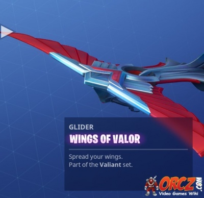 Fortnite Battle Royale: Wings of Valor - Orcz com, The Video Games Wiki