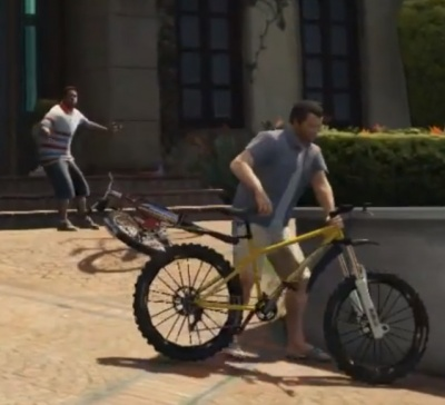 Bikes Gta 5 GTA V Bicycle Orcz com