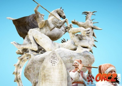 Black Desert Online: Oyun's Statue - Orcz com, The Video