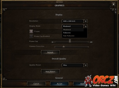 how to run divinity 2 in windowed mode
