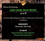 Goat Bone Soup Recipe