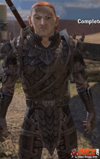 ESO: Talk to Captain Odreth - Down the Skeever Hole - Orcz