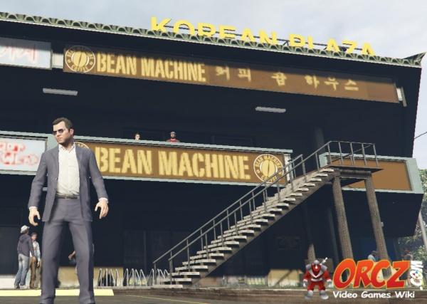 Gta V Bean Machine Korean Plaza Orcz Com The Video