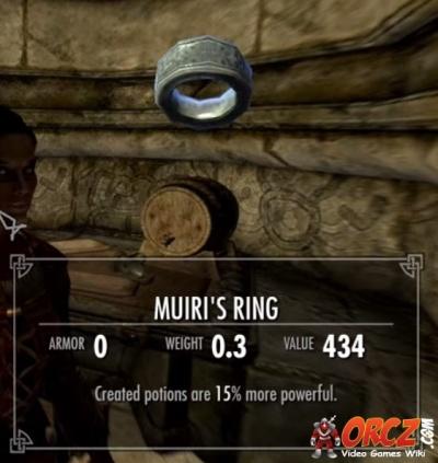 Muiri S Ring