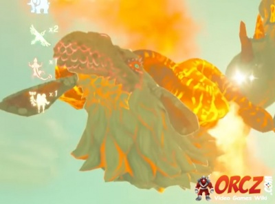Breath of the Wild: Dragons - Orcz com, The Video Games Wiki