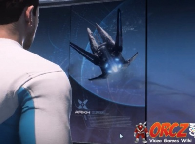 Mass Effect Andromeda Hyperion Information Wall Orczcom The