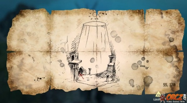 assassin s creed iv corozal treasure map orcz the video