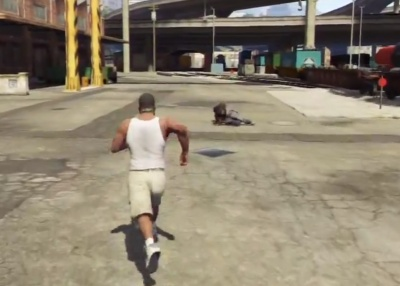 How Do I Train Chop On Gta 5