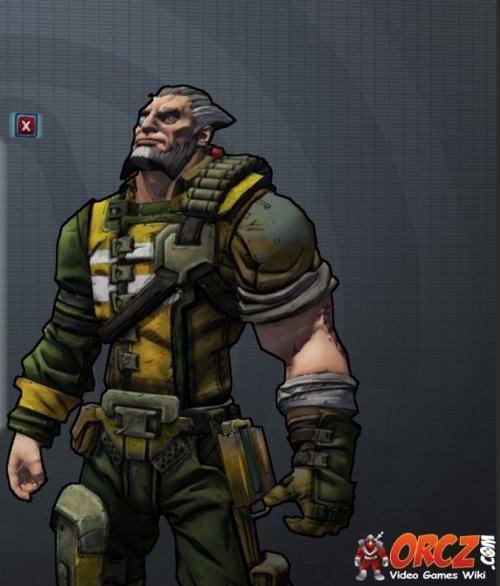 Borderlands Pre-Sequel: Hyperion Courage - Wilhelm - Orcz.com, The ...