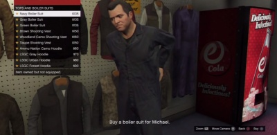 GTA V: Heist Setup: Boiler Suits - Orcz com, The Video Games