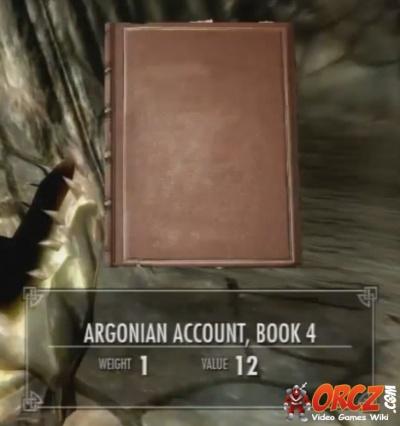 Skyrim: Argonian Account, Book 4 - Orcz com, The Video Games