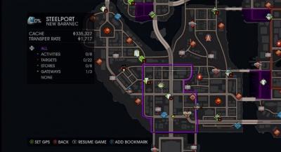 Saints Row 4: World Map - Orcz.com, The Video Games Wiki