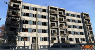 Dayz Standalone Berezino Apartment Complex Orcz The Video Wiki