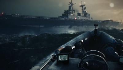 Battlefield 4 aircraft gameplay sponsored