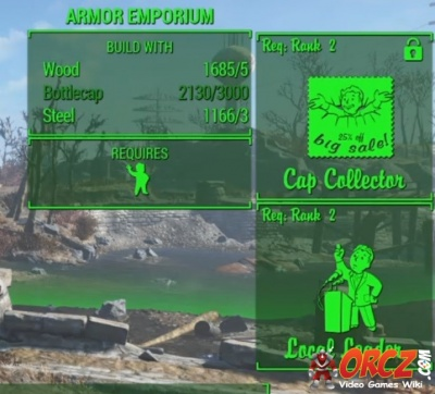 Fallout 4: Armor Emporium - Orcz com, The Video Games Wiki
