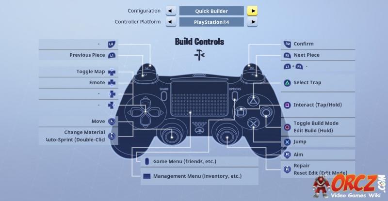 how to build doors in fortnite ps4 builder pro controller