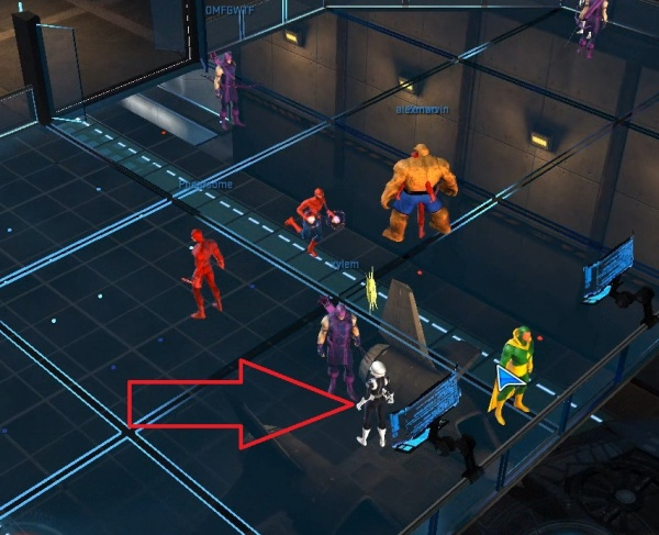 Marvel Heroes Travel To Hell S Kitchen Orcz Com The Video Games Wiki