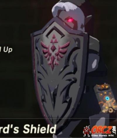 Breath of the Wild: Royal Guard's Shield - Orcz com, The