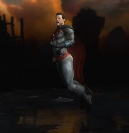 Injustice Gods Among Us Superman Red Son Alternate Costume - Orcz.com The Video Games Wiki  sc 1 st  Orcz & Injustice: Gods Among Us: Superman Red Son Alternate Costume - Orcz ...