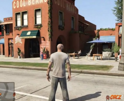 Gta V Cool Beans Coffee Shop Orcz Com The Video Games Wiki