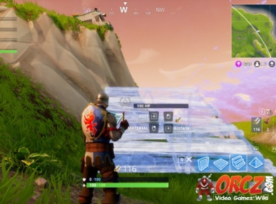 Fortnite Battle Royale Building Stairs Orczcom The Video Games Wiki