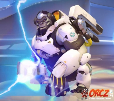 Overwatch: Winston - Orcz.com, The Video Games Wiki